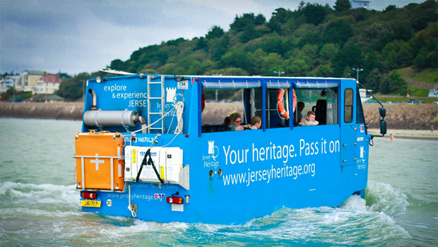 Catch the Castle Ferry across to the castle during high tide when pedestrian access is restricted